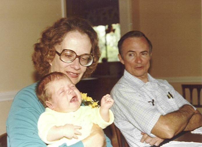 A178 family, Grandmommy & Granddad, christening.jpg